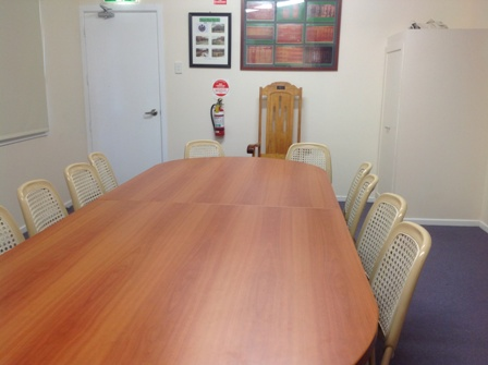 Meeting Table in Chelmer Room